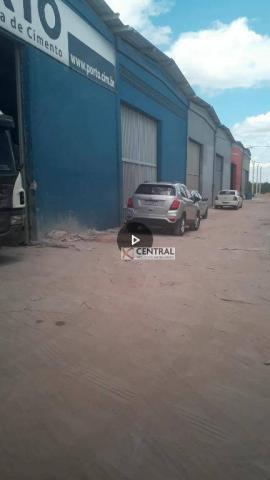 Galpão à venda por R$  - Centro Industrial de Aratu - Simões Filho/BA - Foto 3