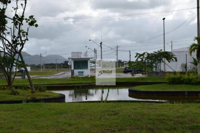 Terreno à venda, 435 m² por R$ 130.000,00 - Extensão do Bosque - Rio das Ostras/RJ - Foto 14