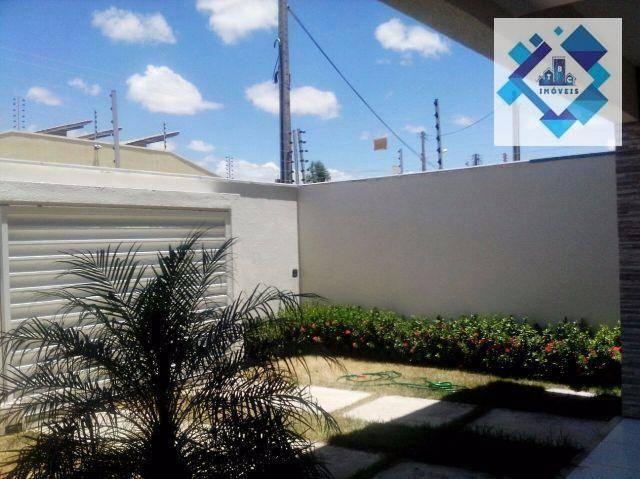 ótima casa duplex no eusébio - Foto 3