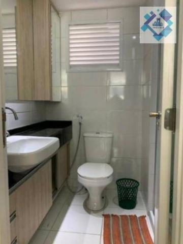 Apartamento com 2 dormitórios à venda, 68 m² por R$ 660.000 - Meireles - Fortaleza/CE - Foto 8