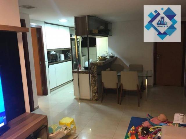 Apartamento 75,81m² No Bairro Meireles - Foto 3
