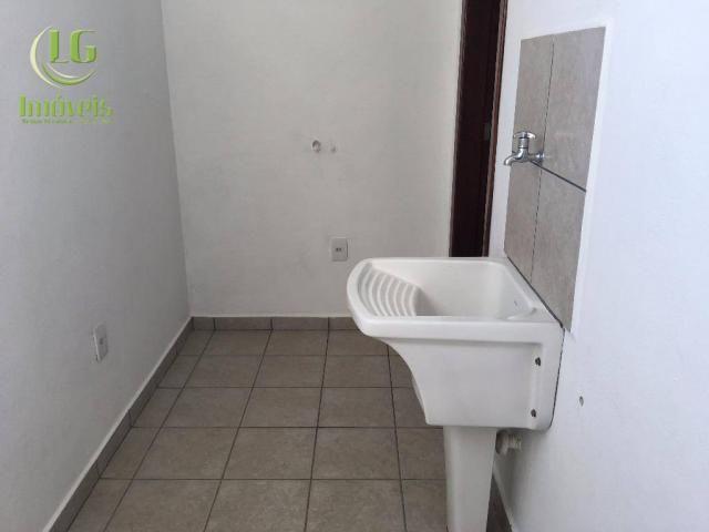 Kitnet residencial para locação, Engenho do Mato, Niterói. - Foto 12