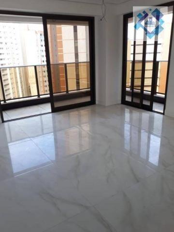 Apartamento com 4 dormitórios à venda, 235 m² por R$ 2.000.000 - Meireles - Fortaleza/CE - Foto 5