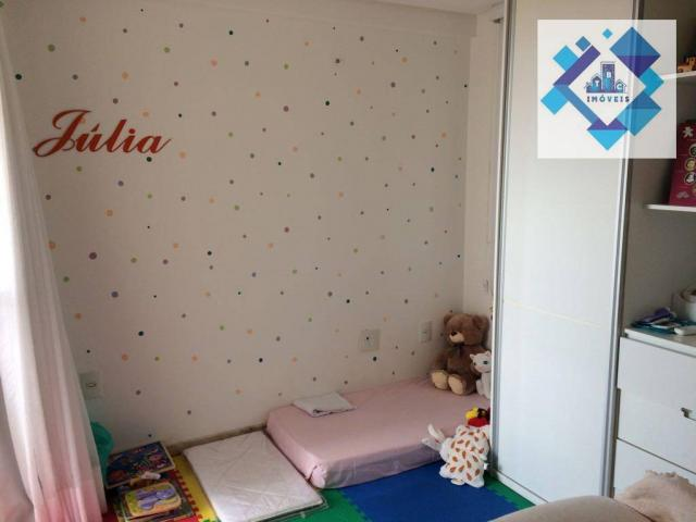 Apartamento 75,81m² No Bairro Meireles - Foto 9