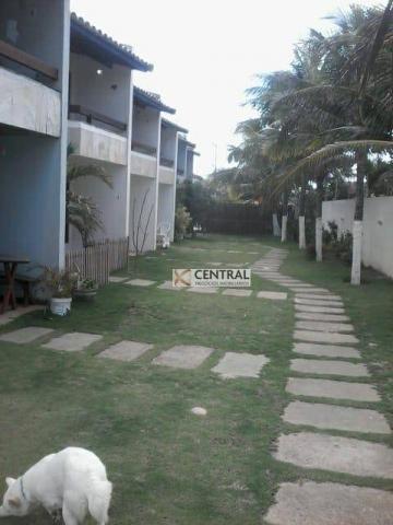 Village residencial à venda pé na areia, Praia do Flamengo, Salvador - AD0019. - Foto 2
