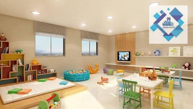 Apartamento / 2 Quartos - Área total: 44,90 /Maraponga. - Foto 4