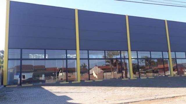 Sala comercial para locação em barra velha, vila nova - Foto 2