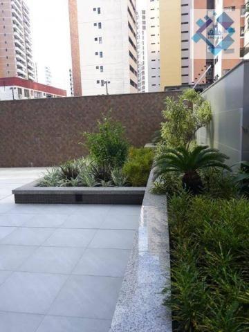 Apartamento com 4 dormitórios à venda, 235 m² por R$ 2.000.000 - Meireles - Fortaleza/CE - Foto 20