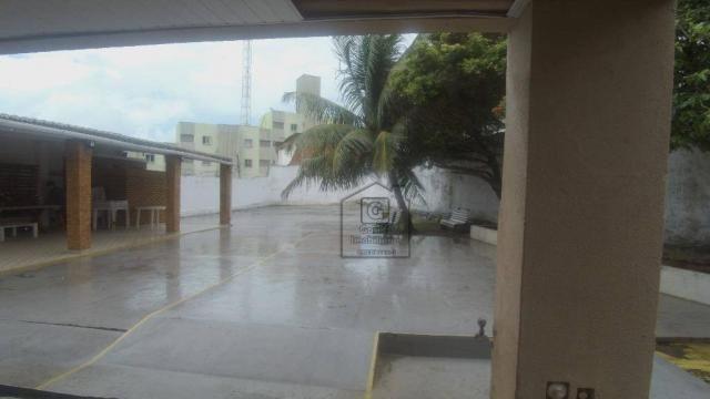 Apartamento com 2 dormitórios à venda, 100 m² por R$ 130.000 - Praia do Meio - Natal/RNApa - Foto 15