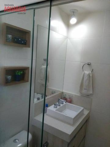 Apartamento com 2 dormitórios à venda, 75 m² por R$ 446.900 - Jardim das Indústrias - São  - Foto 17