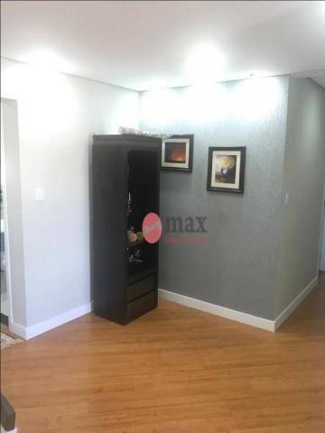 Apartamento com 3 dormitórios à venda, 100 m² por R$ 450.000 - Centro - Suzano/SP - Foto 4