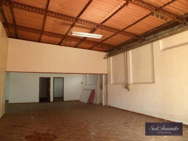 Barracão para alugar, 240 m² por R$ 3.500/mês - Bom Jesus - São José dos Pinhais/PR - Foto 3