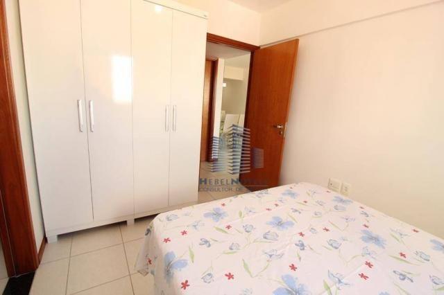 Apartamento com 2 dormitórios à venda, 65 m² por R$ 350.000 - Jatiúca - Maceió/AL - Foto 12