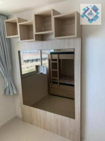 Apartamento com 2 dormitórios à venda, 68 m² por R$ 660.000 - Meireles - Fortaleza/CE - Foto 7