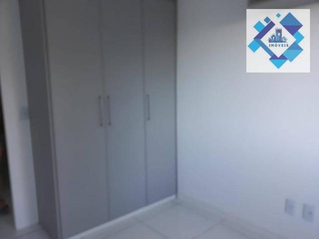 Apartamento residencial à venda, Montese, Fortaleza. - Foto 8