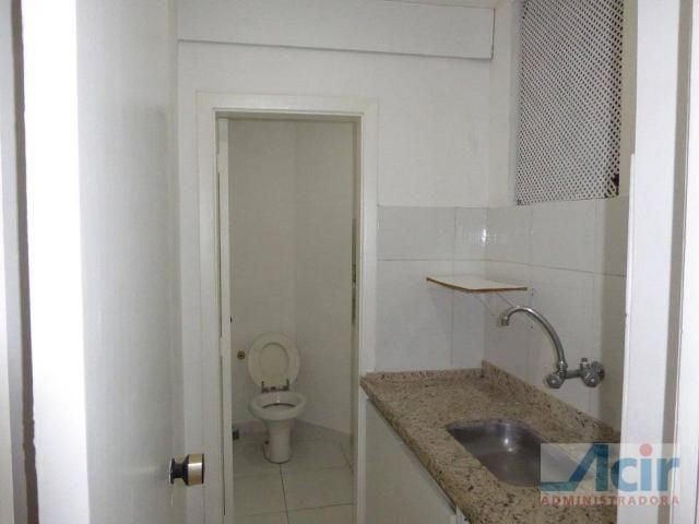 Sala para alugar, 65 m² por R$ 1.300/mês - Centro - Rio de Janeiro/RJ - Foto 8