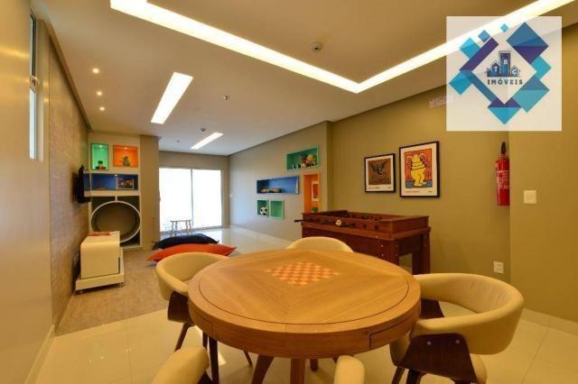 Apartamento alto padrão, 226m² com 4 suítes no Bairro do Meireles. - Foto 10