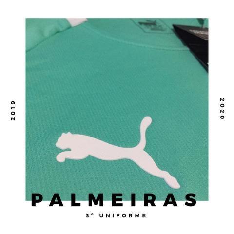 Camisas do Palmeiras 2019 2020 - Foto 5