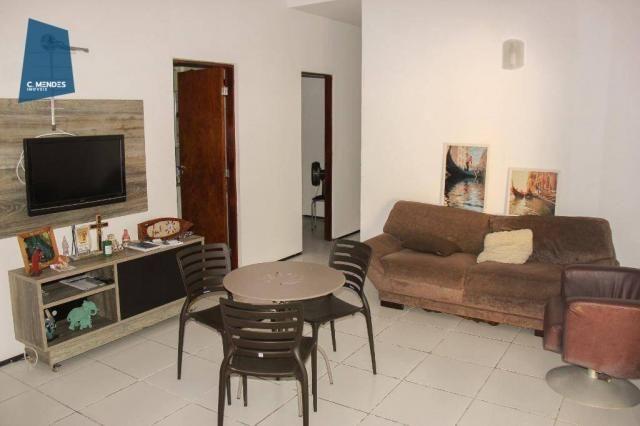 Casa com 4 dormitórios, mobiliada, para alugar, 112 m² por R$ 2.500/mês - Lagoa Redonda -  - Foto 9