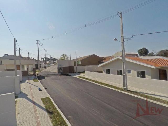 Excelente casa com 02 quartos no Campo Largo da Roseira, São José dos Pinhais - Foto 17