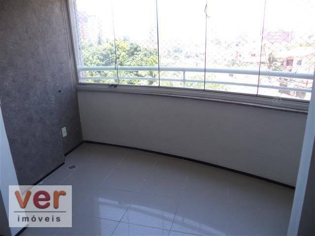 Apartamento à venda, 112 m² por R$ 480.000,00 - Engenheiro Luciano Cavalcante - Fortaleza/ - Foto 8