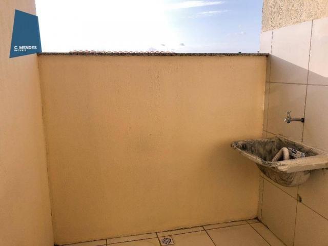 Apartamento para alugar, 50 m² por R$ 600,00/mês - Passaré - Fortaleza/CE - Foto 9