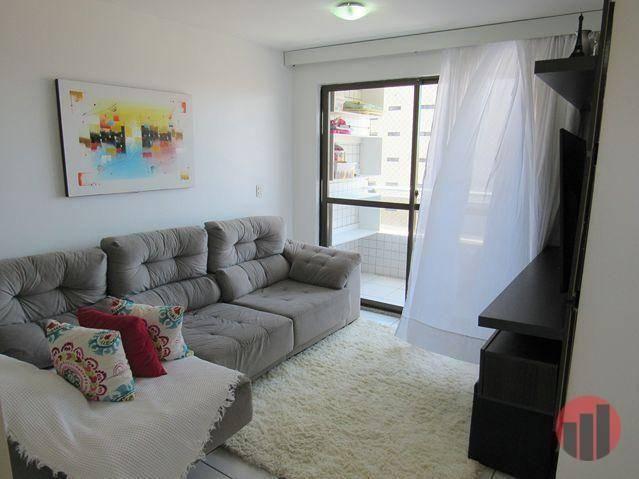 Apartamento com 3 dormitórios para alugar, 63 m² por R$ 1.900/mês - Mucuripe - Fortaleza/C - Foto 14