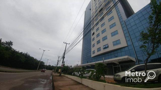 Sala para alugar, 35 m² por R$ 1.400/mês - Jaracaty - São Luís/MA - Foto 2