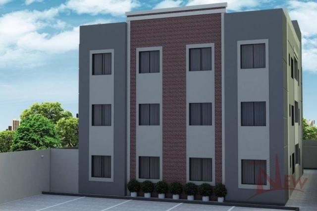 Apartamento 03 quartos no Parque da Fonte, São José dos Pinhais - Foto 4