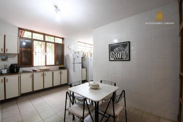 Linda casa c/ piscina e churrasqueira em Brasília (Asa Norte) 5 quartos - Foto 13
