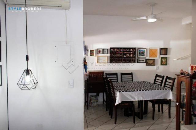 Casa no Condomínio Canachuê com 3 dormitórios à venda, 67 m² por R$ 250.000 - Jardim Santa - Foto 4