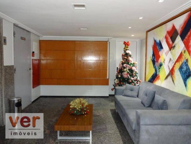 Apartamento com 3 dormitórios para alugar, 74 m² por R$ 800,00/mês - Messejana - Fortaleza - Foto 10