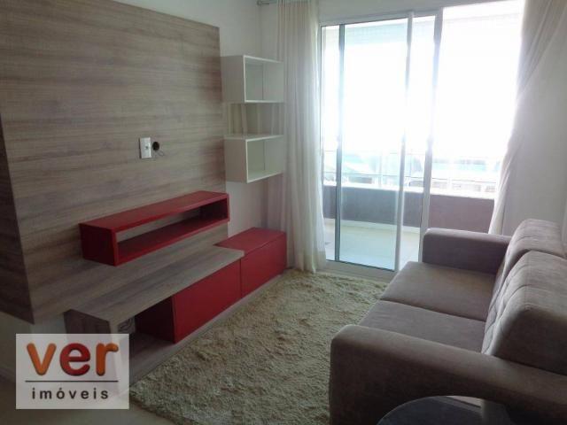 Apartamento com 2 dormitórios à venda, 58 m² por R$ 400.201,64 - Aldeota - Fortaleza/CE - Foto 4
