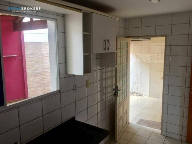Casa no Condomínio Colina dos Ventos com 3 dormitórios à venda, 119 m² por R$ 359.000 - Ja - Foto 14