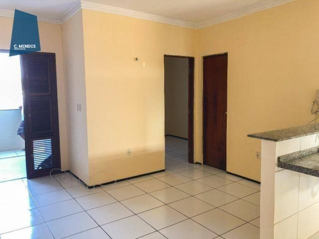 Apartamento para alugar, 50 m² por R$ 600,00/mês - Passaré - Fortaleza/CE - Foto 4