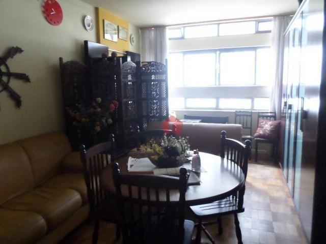Apartamento residencial à venda, 05 dormitórios ( 01 suíte), Centro, Curitiba. - Foto 4