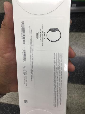 Apple Watch series 4 garantia de 1 ano Apple - Foto 2