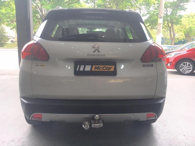 Peugeot 2008 Griffe 1.6 Automático 2016 - Foto 5