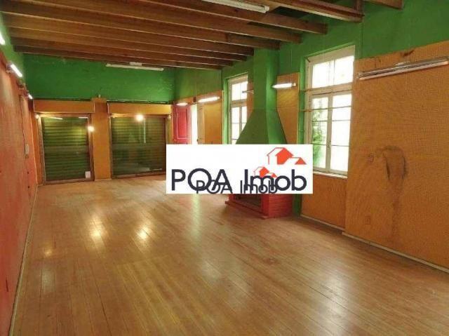 Casa para alugar, 150 m² por R$ 8.000,00/mês - Rio Branco - Porto Alegre/RS - Foto 2