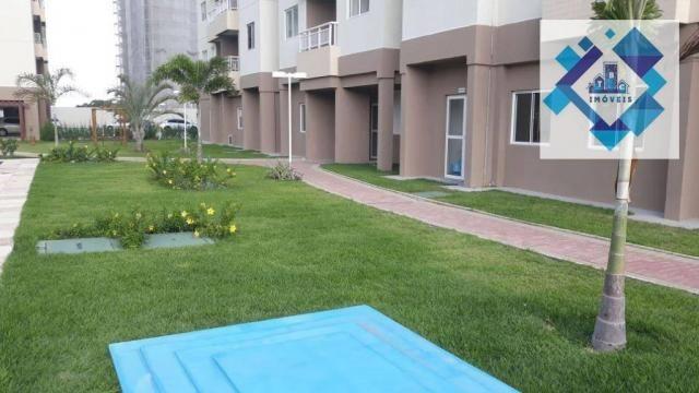 Apartamentos com  109,14, cobertura no bairro da Maraponga - Foto 13