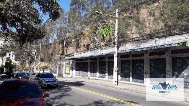 Terreno comercial para locação, ótima Fonseca, Niterói. ótima localização - Foto 18
