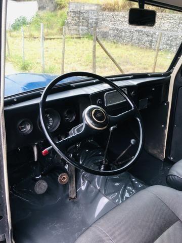 Ford Rural 4x4 6CIL* redução. Carro bem novo - Foto 10