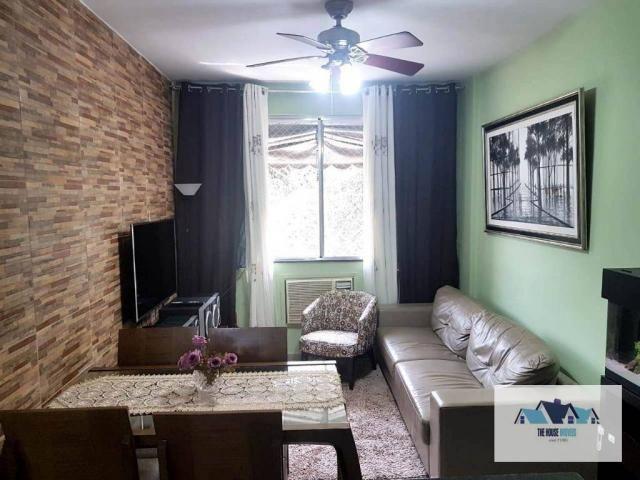 Vendo Lindo Apartamento com 2 dormitórios à venda, 65 m² por R$ 280.000 - Largo do Barrada - Foto 2