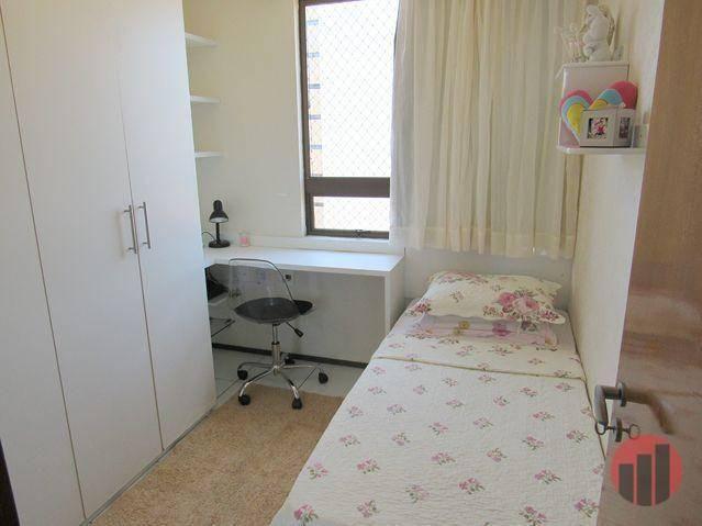 Apartamento com 3 dormitórios para alugar, 63 m² por R$ 1.900/mês - Mucuripe - Fortaleza/C - Foto 19
