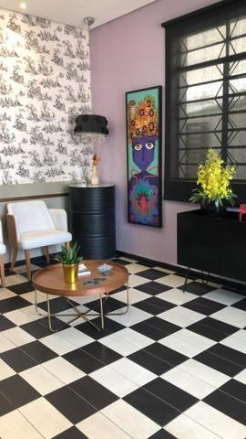 Sala Comercial Mobiliada - Foto 5