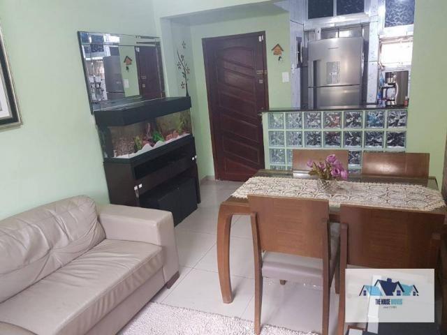 Vendo Lindo Apartamento com 2 dormitórios à venda, 65 m² por R$ 280.000 - Largo do Barrada - Foto 3