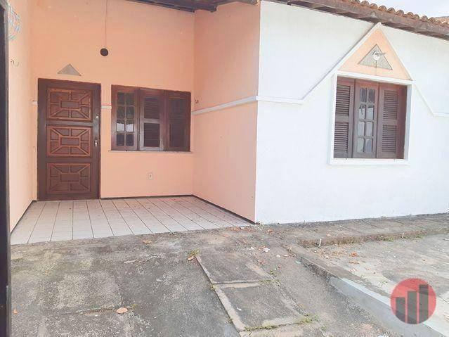 Casa para alugar, 80 m² por R$ 950,00 - Messejana - Fortaleza/CE - Foto 2