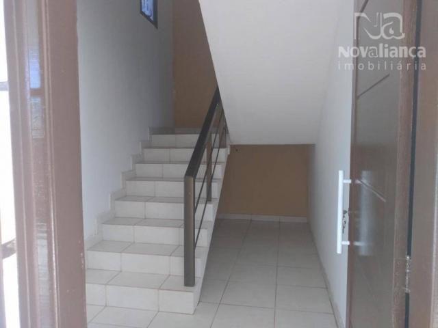 Casa com 4 dormitórios para alugar, 240 m² por R$ 1.400,00/mês - Riviera da Barra - Vila V - Foto 5