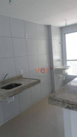 Apartamento para alugar, 61 m² por R$ 1.600,00/mês - Dunas - Fortaleza/CE - Foto 17