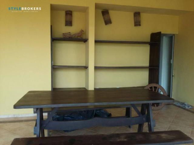 Rancho Parque dos Pequizeiros com 2 dormitórios à venda por R$ 420.000 - Zona Rural - Sant - Foto 11
